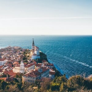 Forget about Being Salty in the Salt Pans of Piran