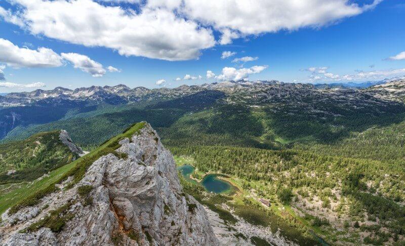 Triglav National Park in Bled
