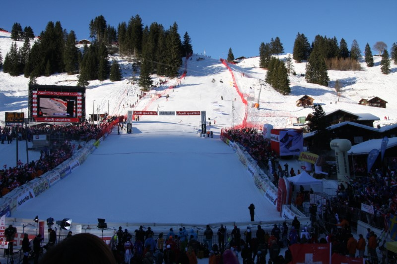 Adelboden FIS Ski World Cup